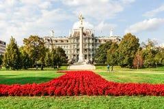 Het Eisenhower Uitvoerende Bureaugebouw Royalty-vrije Stock Foto