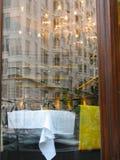 Het elegante Dineren Royalty-vrije Stock Foto