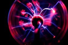 Het elektrische Gebied van het Plasma royalty-vrije stock afbeeldingen