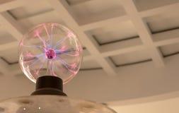 Het elektrische Gebied van het Plasma stock foto