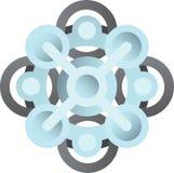 Het Element Astro 2 van het ontwerp Royalty-vrije Stock Afbeeldingen
