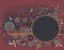 Het element van cirkels Royalty-vrije Stock Foto's