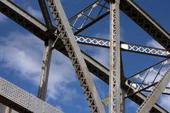 Het element van de bouw van de brug Stock Afbeelding
