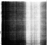 Het Element van de Textuur van de fotokopie Stock Foto
