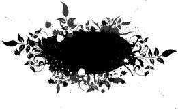 Het element van Grunge voor ontwerp, vector Royalty-vrije Stock Foto's