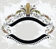 Het element van het etiket Royalty-vrije Stock Afbeeldingen