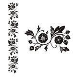 Het element van het ornament royalty-vrije stock afbeelding