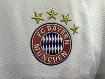 Het embleem van Beieren Muenchen Stock Foto's
