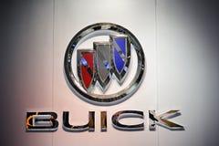 Het embleem van Buick Stock Afbeelding