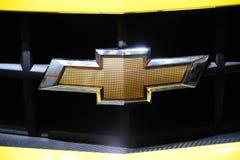Het embleem van Chevrolet Royalty-vrije Stock Foto
