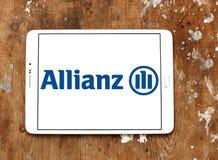 Het embleem van de Allianzverzekering Royalty-vrije Stock Afbeelding