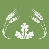 Het embleem van de herfst. Royalty-vrije Stock Fotografie