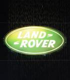 Het embleem van de Landrover Royalty-vrije Stock Foto