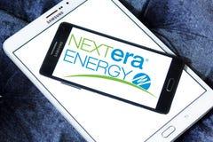 Het embleem van de Nexteraenergie Royalty-vrije Stock Fotografie