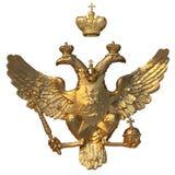 Het embleem van de staat van Rusland Royalty-vrije Stock Foto's