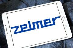 Het embleem van het de toestellenbedrijf van het Zelmerhuis Stock Foto
