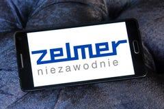 Het embleem van het de toestellenbedrijf van het Zelmerhuis Royalty-vrije Stock Foto's
