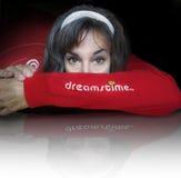 Het embleem van Dreamstime stock fotografie