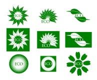 Het embleem van Eco Stock Fotografie