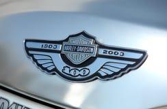 Het Embleem van Harley-Davidson Royalty-vrije Stock Afbeeldingen