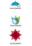 Het Embleem van het bedrijf Stock Afbeeldingen