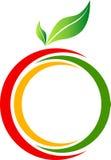 Het embleem van het fruit Royalty-vrije Stock Foto