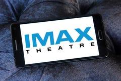 Het embleem van het Imaxtheater Royalty-vrije Stock Fotografie