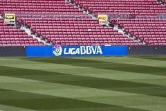 Het Embleem van La Liga Stock Fotografie