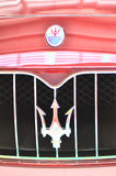 Het embleem van Maserati Royalty-vrije Stock Foto's