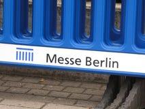 Het embleem van Messeberlijn Royalty-vrije Stock Foto's