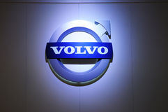 Het embleem van Volvo Royalty-vrije Stock Afbeelding