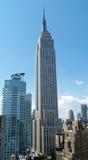 Het Empire State Building Royalty-vrije Stock Afbeeldingen