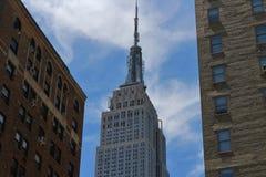Het Empire State Building, New York royalty-vrije stock foto's