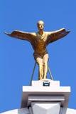 Het engelenbeeldhouwwerk Royalty-vrije Stock Afbeeldingen