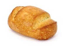 Het enige broodje van het brooddiner stock afbeeldingen