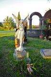 Het Ernstige Monument van Bianca Halstead Royalty-vrije Stock Foto's