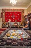 Het eten in Turkmenistan Stock Fotografie