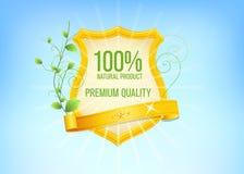 Het Etiket van de Kwaliteit van de premie Royalty-vrije Stock Afbeeldingen