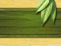Het etiket van de thee Stock Afbeeldingen