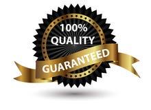 Het etiket van uitstekende kwaliteit. Vector illustratieteken. stock illustratie