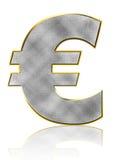 Het Euro Symbool van Bling Royalty-vrije Illustratie