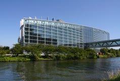 Het Europees Parlement royalty-vrije stock foto