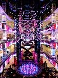 Het Europese winkelende centrum van Evropeisky Royalty-vrije Stock Foto's