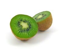 Het exotische tropische fruit van de kiwi stock foto's