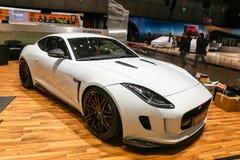 2015 het F-Type van Startech Jaguar Royalty-vrije Stock Afbeelding