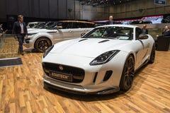 2015 het F-Type van Startech Jaguar Stock Fotografie