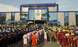 Het feest 2012 van de Sport PNP Royalty-vrije Stock Fotografie