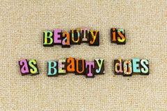 Het feminismefeministe van de schoonheidsvrouw royalty-vrije stock afbeelding