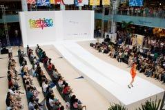 Het Festival 2008 van de Manier van Singapore Royalty-vrije Stock Afbeeldingen