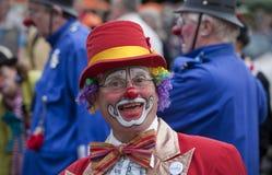 Het festival 2010 van de clown Royalty-vrije Stock Foto